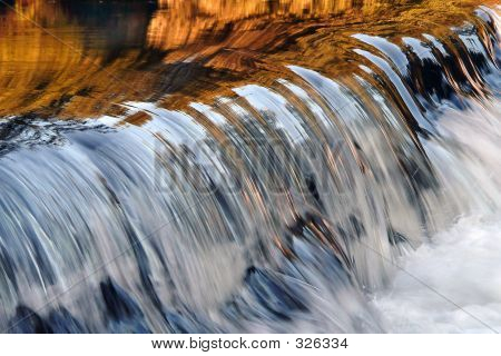 Brilliant Waters Waterfall