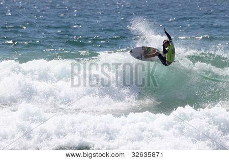 Mitch Crews - Australian Open Manly Beach