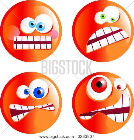 Angry Smilies