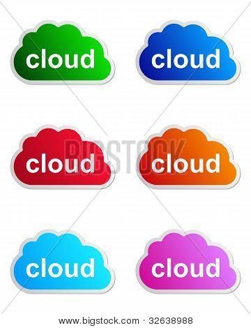 Cloud Label
