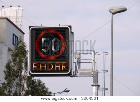 Speed Camera Radar