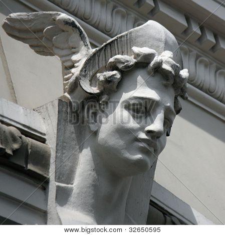 Hermes (Latín: Mercurius)