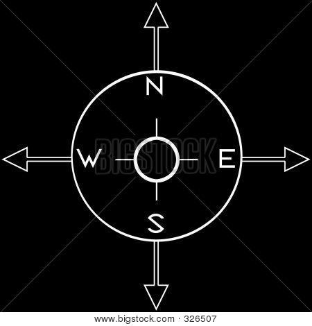 Compass-inverse
