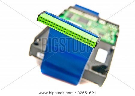 Hard Drive, Ide Connectors