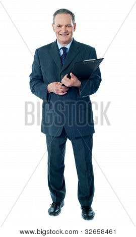 Corporate Senior Holding Business Documents