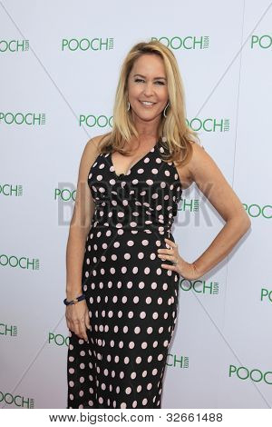 LOS ANGELES - MAY 3: Erin Murphy at the grand opening of the Pooch Hotel on May 3, 2012 in Hollywood, Los Angeles, California. The Pooch Hotel is a luxury hotel and daycare exclusively for dogs.