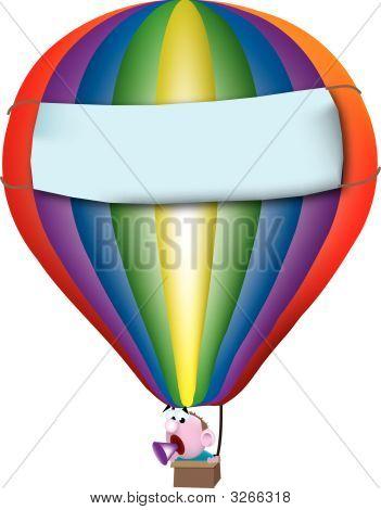 Balloon Message