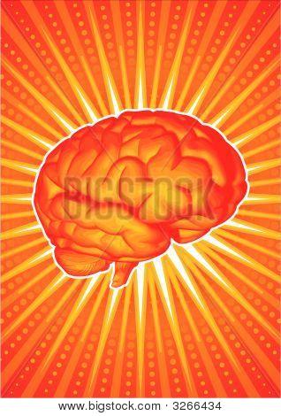 Fuego de cerebro