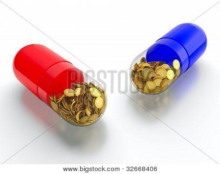 Money drugs
