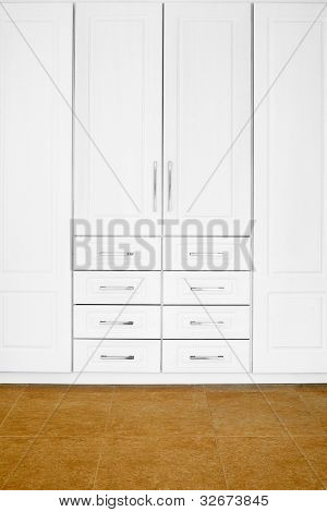 Interior design series: Bedroom closet