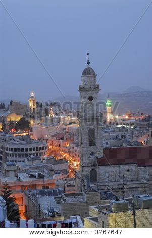 Evening Bethlehem