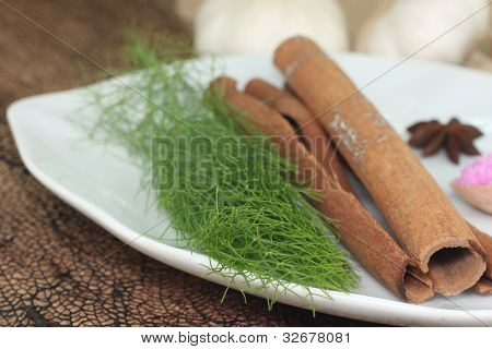 gourmet herbs and spices