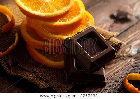 Chocolate with Orange