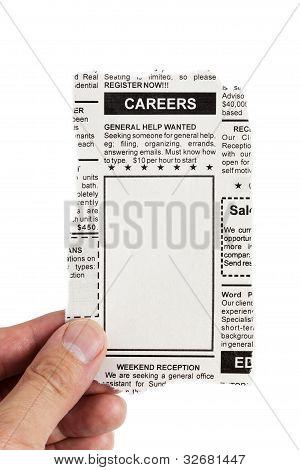 Career Ad