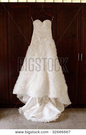 Wedding Dress.