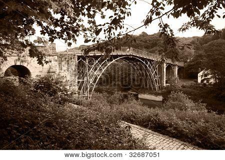 Iron Bridge, Shropshire.