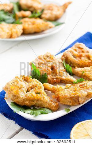 Fried Artichokes Hearts