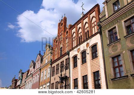 Poznan Main Square, Poland