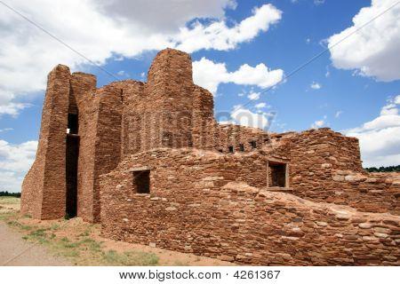 Ancient Pueblo Indian Ruins