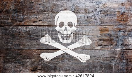 Flag Of Piracy