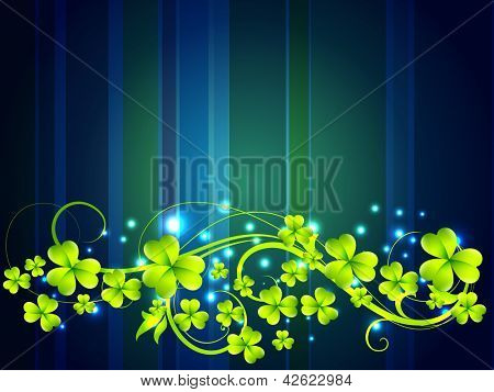 saint patrick's day vector design illustration