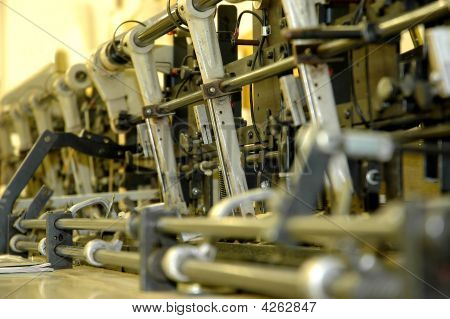 Inserter Machine
