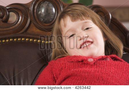Adorable Girl Poses