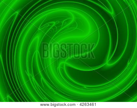 Green Energy Background