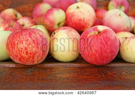 Striped Apples