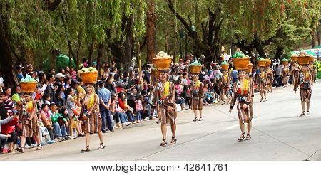 Festival de la ciudad de Baguio, Filipinas