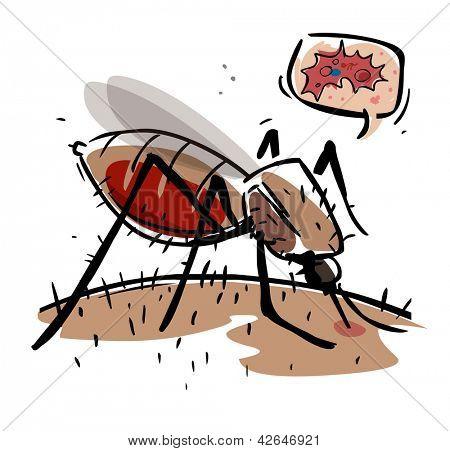 Enfermedad de la malaria