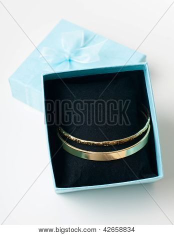 Fashion Jewelry, Bracelets In A Gift Box