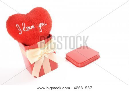 Photo of I love you gift