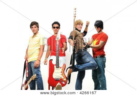 Teen Musical Band