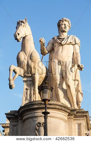 Comune Di Roma Town Hall