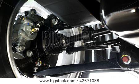 Car Axle