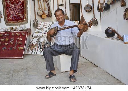 O'zbek Musician