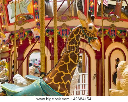 Indoor Carousel Ride