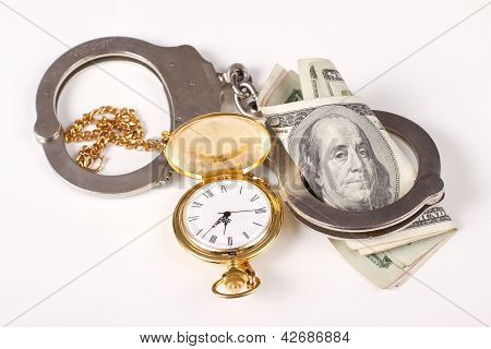 Doing Time For Money