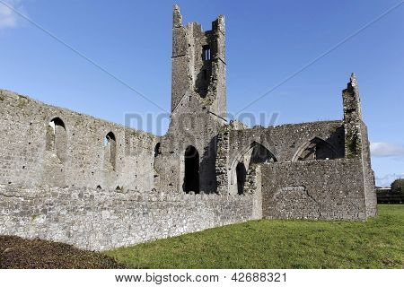 Dominican Priory In Kilmallock