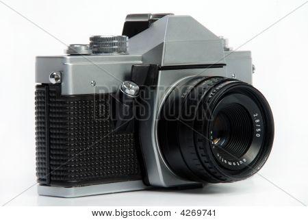 Vintage 35 Mm Photo Camera