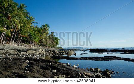 Cabuya coast, Costa Rica