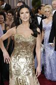LOS ANGELES, CA - 24 FEB: Catherine Zeta-Jones in der 85. Annual Academy Awards am 24 Februar 201