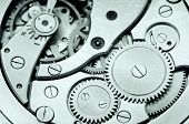 stock photo of time machine  - Clockwork - JPG