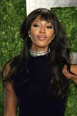 WEST HOLLYWOOD, CA - FEB 24: Naomi Campbell at the Vanity Fair Oscar Party at Sunset Tower on Februa