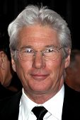 LOS ANGELES - 24 februari: Richard Gere arriveert in de 85e Academy Awards, de Oscars op presenteren de