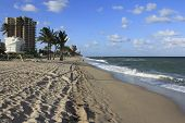 Fort Lauderdale Beach South Of Sunrise
