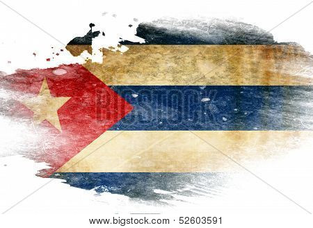 Cuban Flag