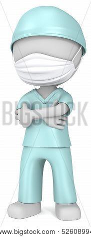 The Surgeon.