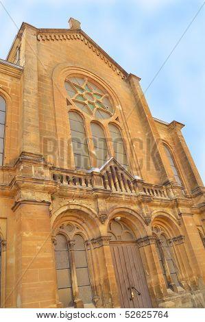 Sedan Synagogue